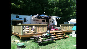 Large deck for sale (18ft x 28ft)