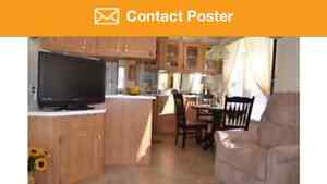 Mobile home in beautiful over 50 park of Winter Gardens Yuma AZ.