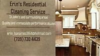 Cleaning Services!! Taking a few more bookings for Christmas!!