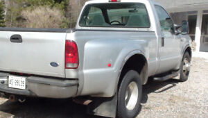 Best Reasonable Offer - 2002 F350 Dually with V10 Engine