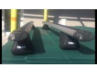 Vauxhall Astra Thule roof bars