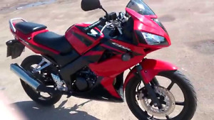 REDUCED 2008 Honda CBR125