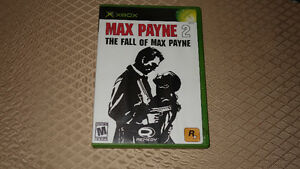 Max Payne 2 - The Fall of Max Payne - Xbox