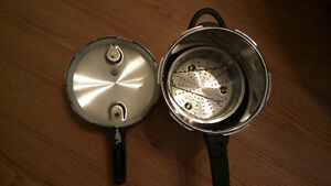 new stainless steel pressure cooker Kitchener / Waterloo Kitchener Area image 2