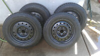 16' Toyo Observe G-02 Snow Tires FOR SALE