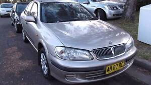 2003 Nissan Pulsar........... AUTO with REGO, Drives Perfect... Yagoona Bankstown Area Preview