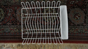 Rubbermaid Contours wire dish drainer