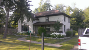 2 Story Rustic Country Home For Rent, Dunnville