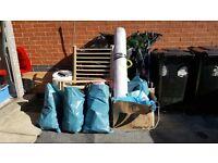 Rubbish removal service Bradford area tex picture for quote
