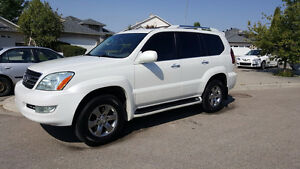 2008 Lexus GX470 - Excellent Cond.-Winter Tires-Service Records