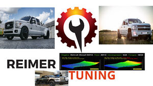 DPF/EGR/DEF POWER/FUEL ECONOMY TUNING FOR CHEVROLET/FORD/DODGE