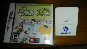 My Weight Loss Coach DS/3DS Kingston Kingston Area image 1