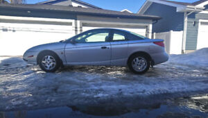 Only 110km. Like New Inside & Out. Loaded, Saturn SC2 2002