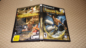 Prince of Persia : The Sands of Time - PS2 / Sony Playstation 2