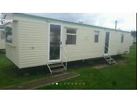 Swap or part ex boat. 2005 atlas mirage 3bedroom static caravan and fully equipped.