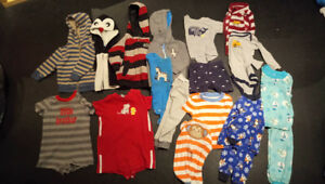 Boys 6-12 month lot
