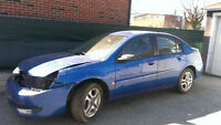 Saturn Ion – Good for Parts or Scrap