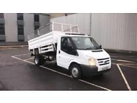2010 Ford Transit 2.4TDCi Duratorq ( 100PS ) 350 TIPPER PICK UP ONLY 92K MILES