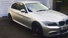 BMW 318i M Sport edition