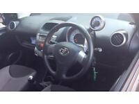 2013 Toyota Aygo 1.0 VVT-i Fire (AC) Manual Petrol Hatchback