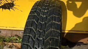 195/75/14  Winter force with lots of tread