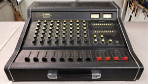 Vintage Yamaha EM-200 Powered Mixer