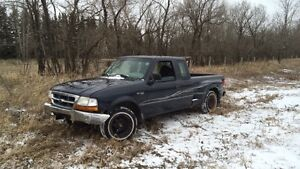 2000 ford ranger body parts