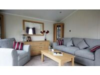 2 Bed Luxury Holiday Lodge in the Lake District - Quiet Country Park