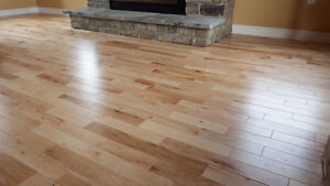 "Brrr Its Winter Sale! Canadian Made 3/4"" Solid Hardwood Flooring"