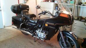 Moto Honda Gold wing