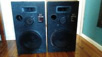 LINEAR PHASE 8812 SPEAKERS 240 WATTS MONITORS