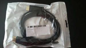 new 3ft DVI to HDMI cable for monitor / pc