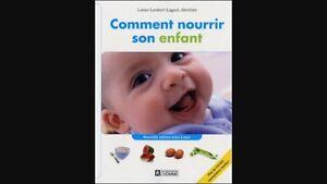 Livre Comment nourrir son enfant