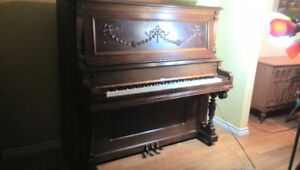"""FOR SALE :  Ernest Tonk """" Honky Tonk """" piano --OBO"""