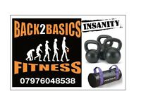 Personal training and class instructor