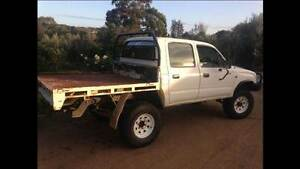 2003 1KZ-TE FACTORY TURBO DIESEL TOYOTA HILUX 4WD SWAPS OR SALE Tootgarook Mornington Peninsula Preview