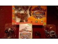 Sky landers for Xbox 360 only played a couple of times £25