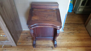 Antique small captain desk. REDUCED TO 250
