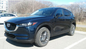 2017 Mazda CX5 AWD - Lease take over/Transfert de bail