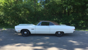 Mint 1969 Plymouth fury 3 sport