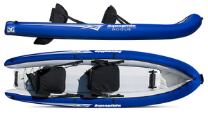 Inflatable Kayak - Aquaglide Rogue Two XP