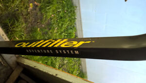 Reese Outfitter Adventure System 2 bike rack