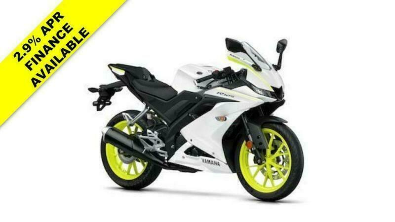 2019 Yamaha Yzf R125 Abs Brand New 2019 Model Competition White In Brighton East Sussex Gumtree