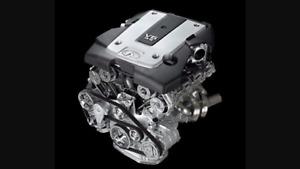 2003 Nissan 350z/Infiniti G35 engine