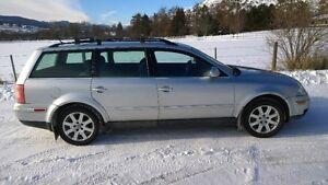 2005 Volkswagen Passat Limited Wagon