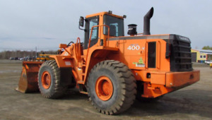 2006 Doosan Mega-V400  Front End Loader