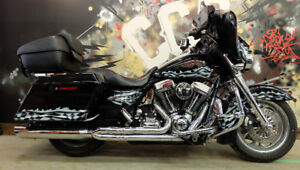 2009 Harley Davidson Street glide. Stage 3. Only $499 per month.