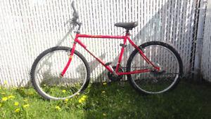 Bicycle à Boucherville