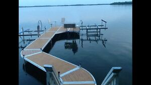Dock and boat lift  sales/ services / repairs