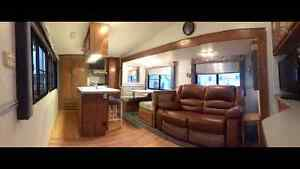 33 foot terry elite 5 th wheel